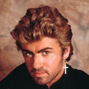 Singer George Michael