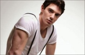 Country singer Steve Grand