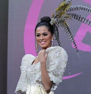Ariella Arida, 3rd runner-up, 2013 Miss Universe
