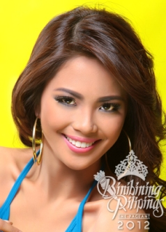 Annalie Forbes, 3rd runner-up, Miss Grand International
