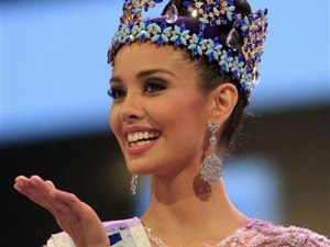 Megan Young, 2013 Miss World