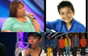 Contestants of Philippine heritage have done extremely well in reality shows like X Factor Israel and Bulgaria, Britain's Got Talent, Sing Off, and American Idol, among others.
