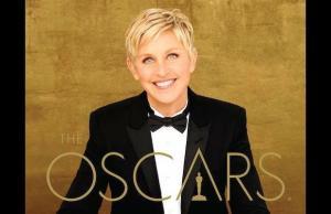 Ellen DeGeneres, Oscars Host
