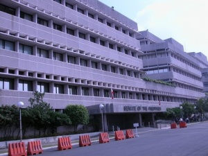 The Philippine Senate Building