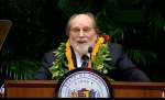 Hawaii Governor Abercrombie