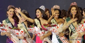 Miss Philippines Earth 2014 Winners (Photo by Rom Titular for ABQ)