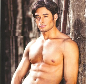 John Spainhour, the Philippines' entry to Mr. World 2014