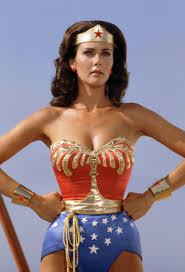 Lynda Carter's 'Wonder Woman' on TV