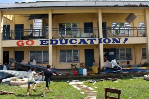 A familiar sight millions of students will be returning to this new schoolyear in the Philippines