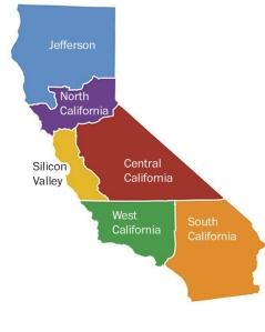Draper's idea of 6 Californias