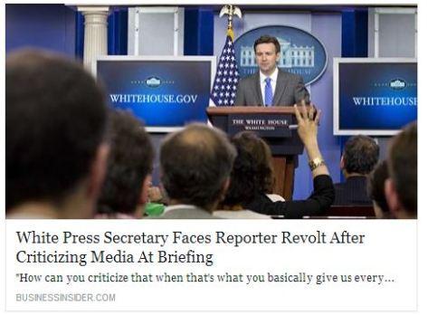 white press sec
