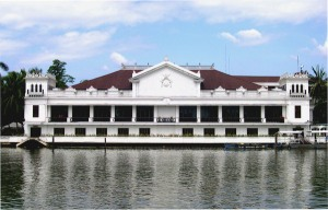 Malacañang Palace, official residence of the Philippine president