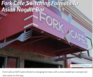 Castro Restaurant Owners Hiring Asian Consultants To Come Up With A