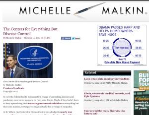 Obama ad in Malkin's blog