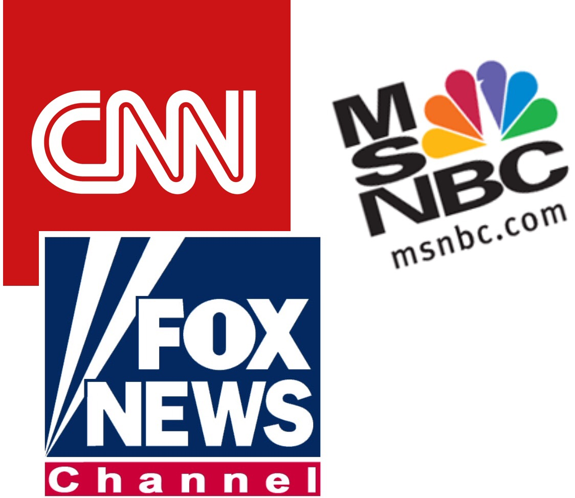 Msnbc Breaking News: CNN TRAILS FOX NEWS, MSNBC IN MISREPORTING THE NEWS
