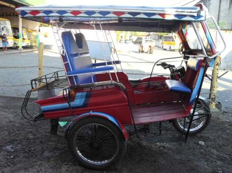 The Popemobile, Philippine style