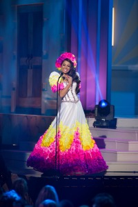 Miss Philippines' National Costume
