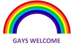 GAYSWELCOME
