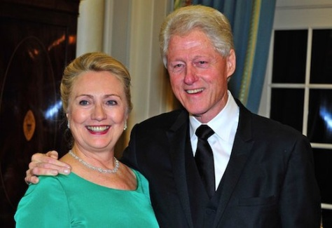 Bill and Hillary Clinton (Photo: www.zap2it.com)
