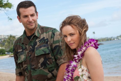 FILM STILL DO NOT PURGE -    Bradley Cooper, left, and Rachel McAdams star in Columbia Pictures'