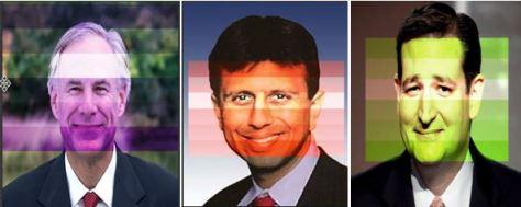 L-R: Abbott, Jindal, Cruz