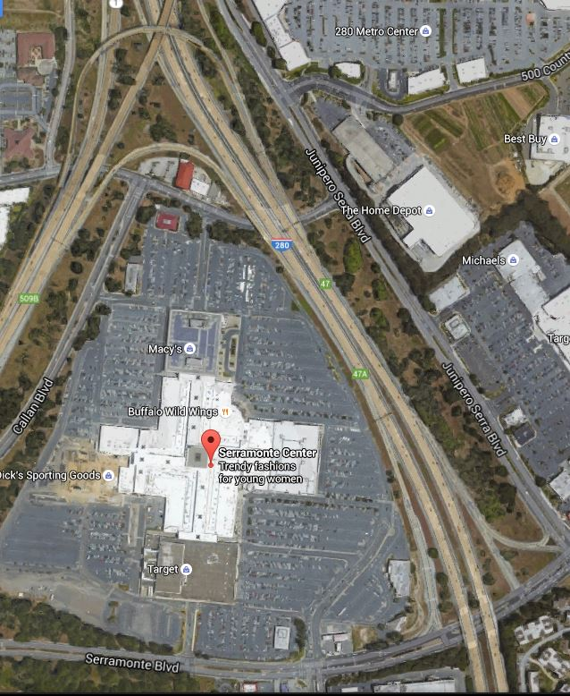 Daly City S Serramonte Mall To Be Converted To World S