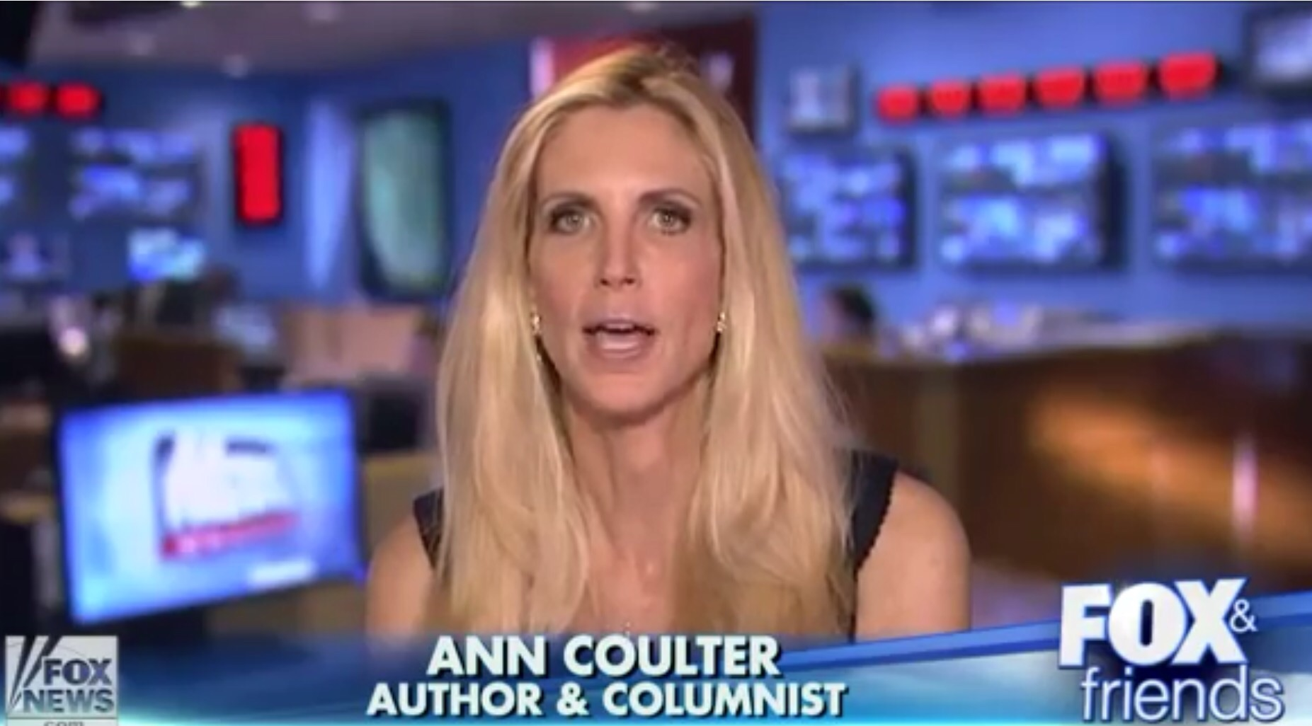 Hacked: Ann Coulter Nude