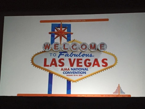 The new AJAA non profit organization meets in Las Vegas next summer