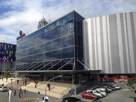 SM Mega Mall in Mandaluyong, Metro Manila