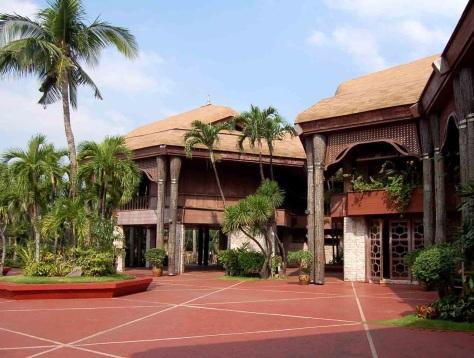 Manila's Coconut Palace