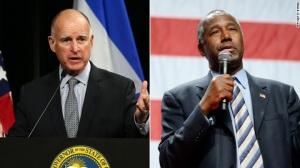 Brown vs. Carson