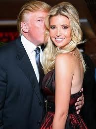 Trump with daughter Ivanka