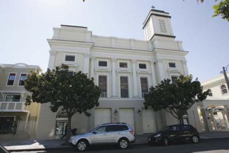 MHR in San Francisco's Castro district