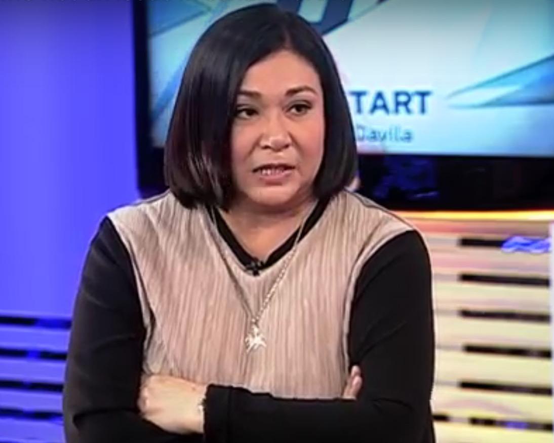 Philippine Actress And Senatorial Candidate Alma Moreno Is -8478