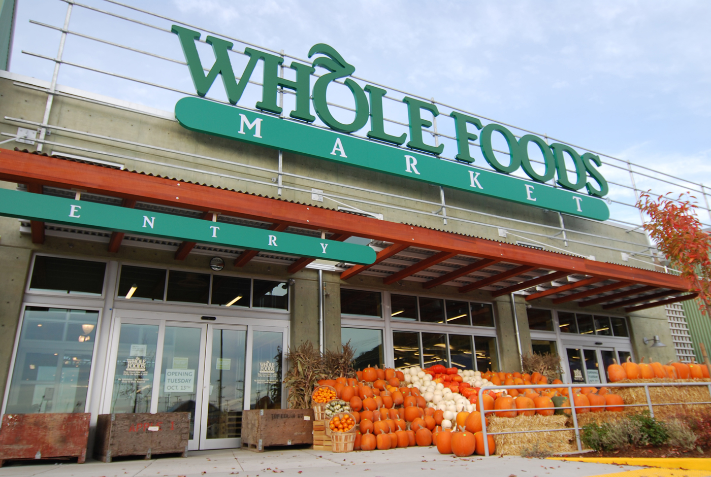 Whole Foods  Presidential Campaign