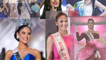PHILIPPINES DISQUALIFIED FROM BEAUTY PAGEANTS FOR THE NEXT