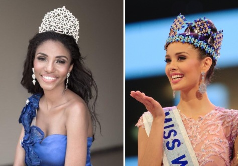 Will the real 2013 Miss World please step forward?
