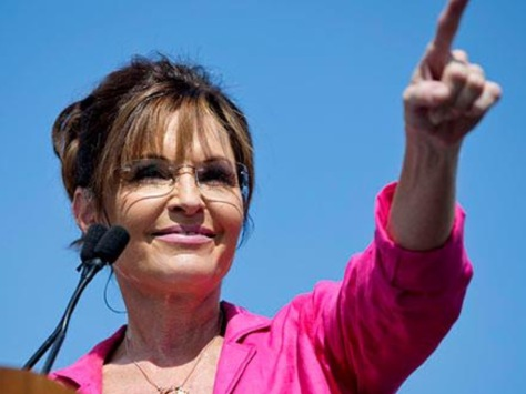 Palin for vice president, the second time around
