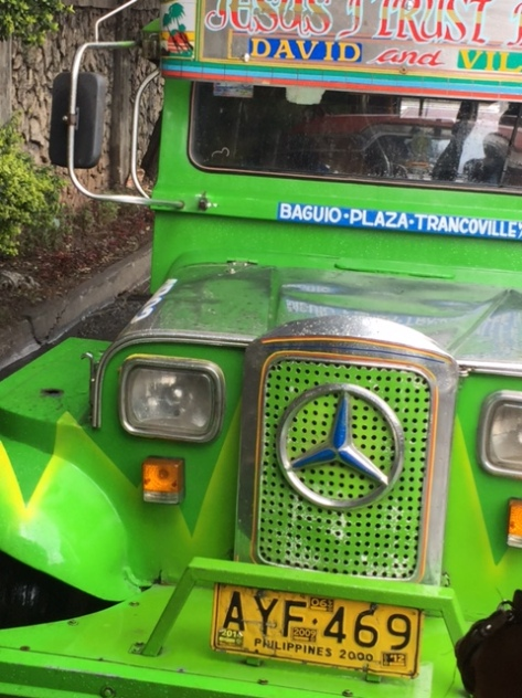 The Mercedes Jeepney Benz (Photo: Adobo Chronicles)
