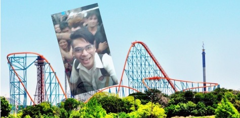 Six Flags (inset: Cubelo)