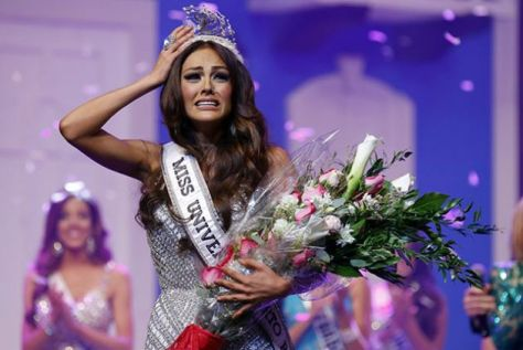 """The now """"Ex-Miss Universe Puerto Rico"""""""