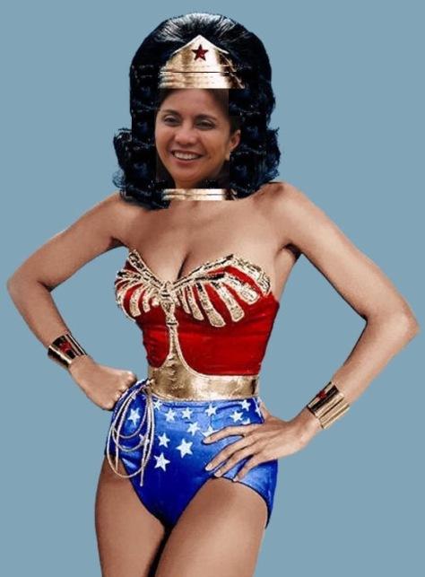 Pinay Wonder Woman