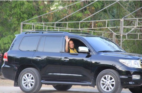 Aquino (Photo: Philippine Star)