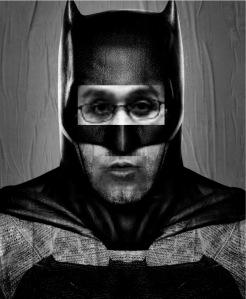 Roxas as Batman