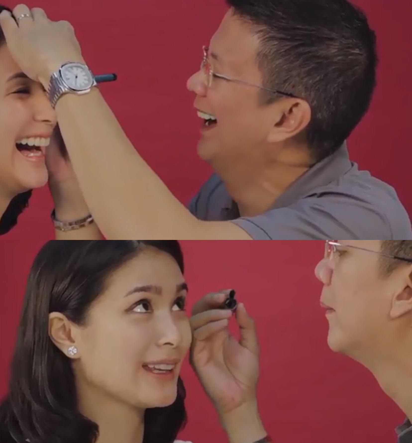 07851ff7b94 Senator Chiz Escudero Quitting Politics To Pursue New Career As Makeup  Artist