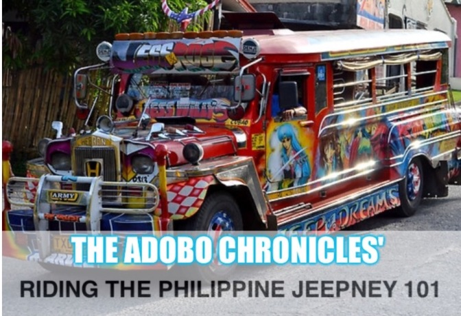 Tutorial: Riding The Philippine Jeepney