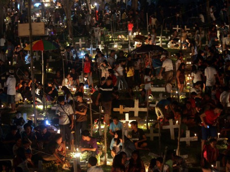 No undas is not a united nations agency or holiday for Bureau tagalog