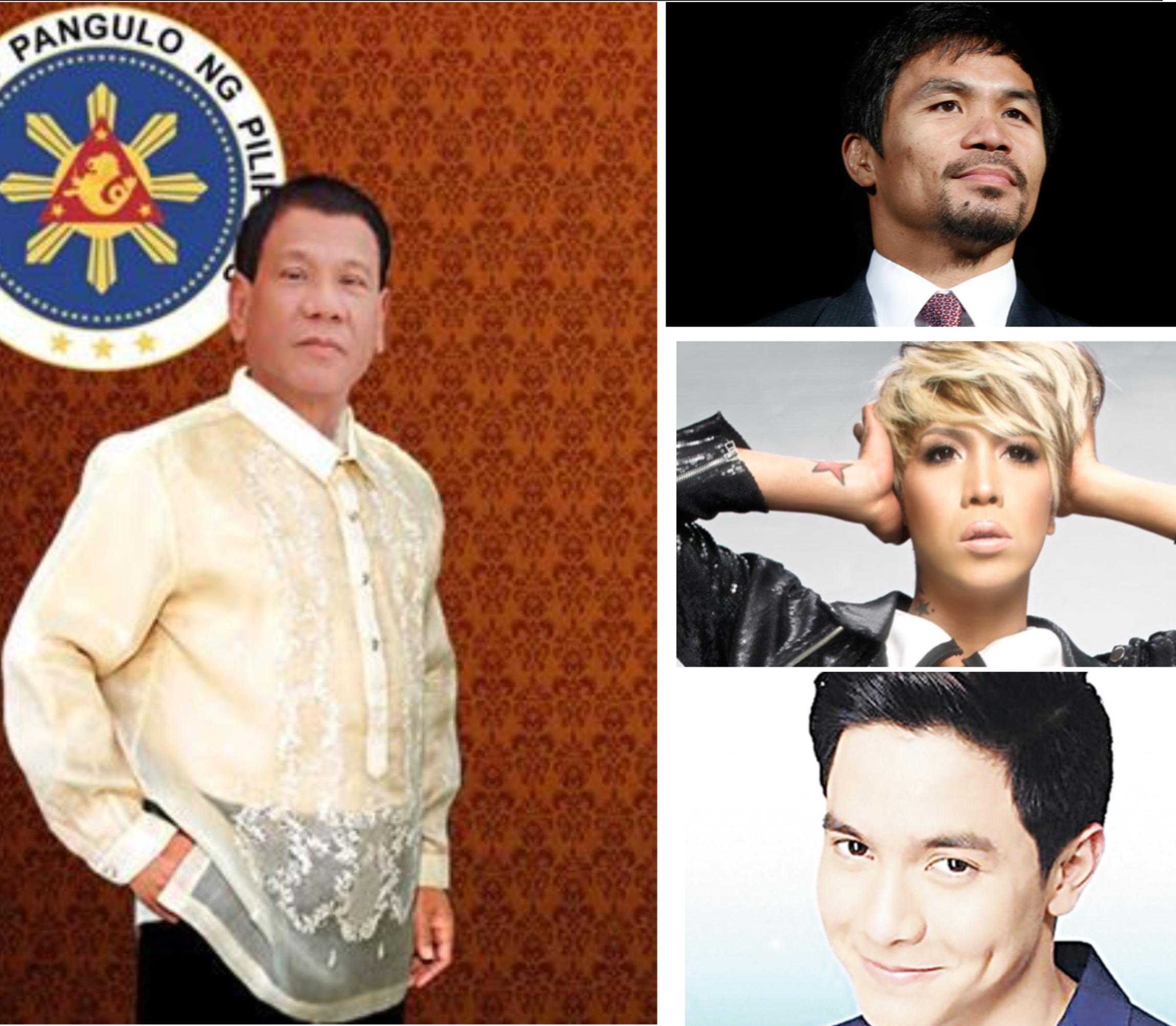 Präsident Philippinen