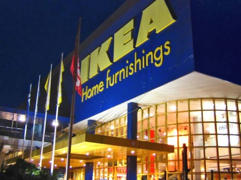 First ikea store soon to open in the philippines manila philippines the adobo chronicles manila bureau ikea the popular ready to assemble furniture and home appliances giant will soon open its very solutioingenieria Image collections