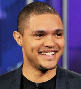 "Glenn Close, Trevor Noah And Van Hunt On ""The Tonight Show With Jay Leno"""